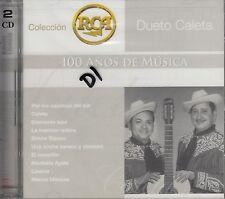 Dueto Caleta 100 Anos De Musica  2CD New Sealed