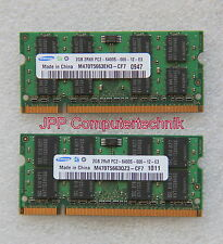 "4 GB 2 x 2 GB DDR2 800 Mhz Speicher RAM Apple iMac 8,1 8.1 24"" Early Mid 2008"