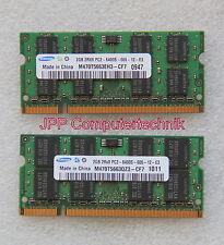 """4 GB 2 x 2 GB DDR2 800 Mhz Speicher RAM Apple iMac 8,1 8.1 20"""" Early 2008 Memory"""