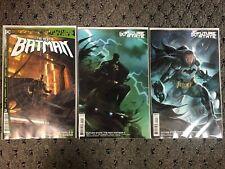 Future State The Next Batman #2 / Cover A B & C Variant Set Nm