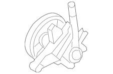 OEM Genuine Kia Power Steering Pump 3.8L 06-10 Sedona 57110-4D200
