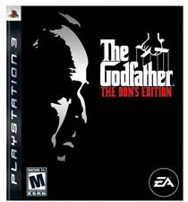 The Godfather -The Don's Edition - SONY PS3 Action / Adventure Game