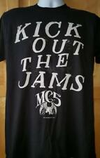 "MC5 T-Shirt  ""Kick Out The Jams""   Official/Licensed    S, M, L, XL    NEW"