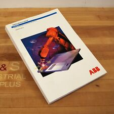 Abb 3Hac 7774-1 Rapid Reference Manual Part 2, Functions And Data Types A-Z