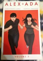 ALEX & ADA Vol 3 - Image Comics - Graphic Novel TPB / New