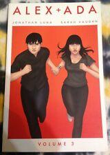 ALEX & ADA Vol 3 - Image Comics - Graphic Novel TPB / New