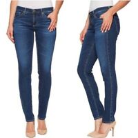 Adriano Goldschmied Women's The Stilt Cigarette Leg Jeans Dark Wash Denim 32R