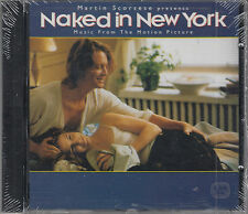 Naked In New York Film Soundtrack CD NEW Ramones The Farm D:Ream FASTPOST