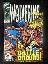 Wolverine (1988) #68 Marvel Comics 30 Years X Men 1963 To 1993 B47 *j127