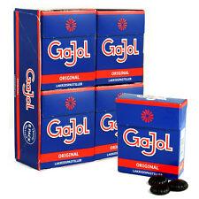 Ga-Jol ORIGINAL Lakrids Licorice chews - PACK of 8 - 184g