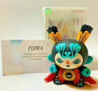 Kidrobot SPIRITUS DEA FLORA Dunny Mini Vinyl- MUXXI IN STOCK