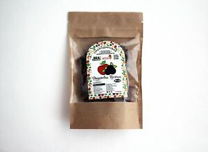 Marshmallow Black Currant Natural Candy Sweetness Eco Friendly