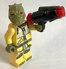 1 ORIGINALE LEGO STAR WARS Set BossK (75167) Cacciatore di Taglie Speeder Bike Battle Pack