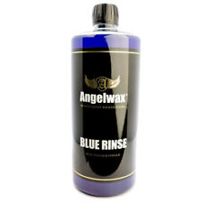 AngelWax Blue Rinse - Wax Infused Finale - 1 Litre, Valeting, Detailing