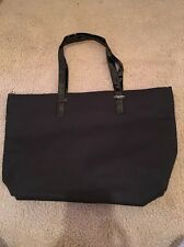 Lancome Black Bag PurseTote Beach Purse Gift Free Shipping💋💋💋handbag Makeup
