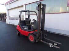 Linde Gabelstapler Diesel H30 D-03