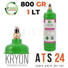 GAS REFRIGERAN. R410A DA 1 KG 800 GR RICARICA PER CLIMATIZZATORI CONDIZIONATORI