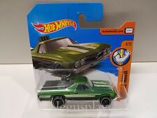 "Coche Mattel Hot Wheels DVC40 ""MUSCLE MANIA"" '68 El Camino - 1/64"