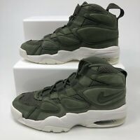 NIKE AIR MAX 2 UPTEMPO QS TRAINERS MENS Sneakers Urban Haze SHOES RRP £155