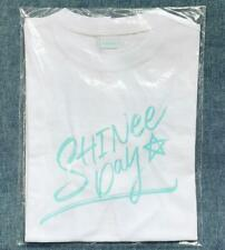 SHINee DEBUT 11th ANNIVERSARY T-shirt K-POP Official Goods FREE SIZE