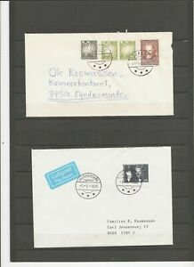 GREENLAND -  10 envelopes (79)