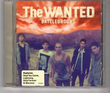 (HM767) The Wanted, Battleground - 2011 CD