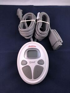 SUNBEAM SINGLE CONTROL Electric Blanket Controller V70-CC7S Style O85 3-PRONG