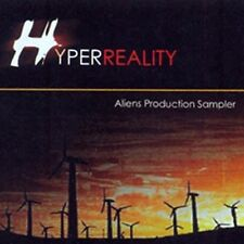 HYPERREALITY CD METALLBOX 2007 LTD.333 Xabec FLINT GLASS Terminal State