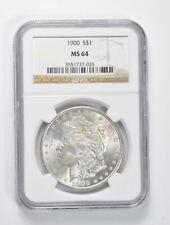MS64 GRADED - 1900 Morgan Silver Dollar- NGC *960