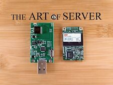 USB3.0 boot drive with InnoDisk 64GB SSD mSATA SSD UASP