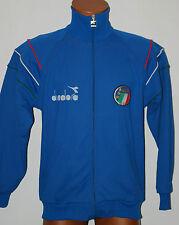 italia vintage diadora italia MEXICO 1986 felpa track match worn baggio shirt 50