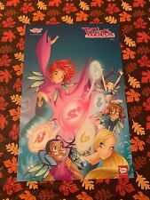 Walt Disney WITCH W.I.T.C.H. 2019 NYCC New York Comic Con EXCLUSIVE POSTER Print