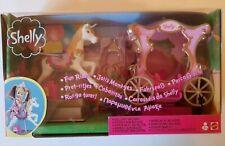 Barbie Shelly Fun Rides Playset / Fahrspaß Spielset Mattel 2002 Neu 47271 Kelly