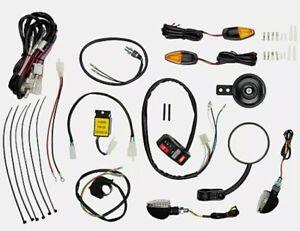 Tusk Enduro Dual Sport Lighting Kit -No Tail Light- Ktm Husqvarna Gas Gas