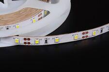 SMD2835 5m 60w 300 LED STRIP STRISCIA BIANCO CALDO 3200k 12w/m C1D4