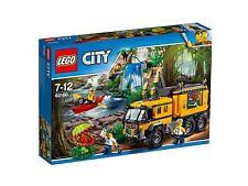 LEGO® City 60160 Mobiles Dschungel-Labor + NEU & OVP + BLITZVERSAND