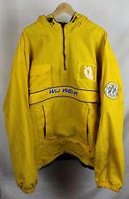 Vintage Wu Wear Worldwide Jacket Sz XXL Yellow