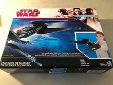Disney Star Wars: KYLO REN'S TIE SILENCER 2017, Hasbro Brand New In Original Box