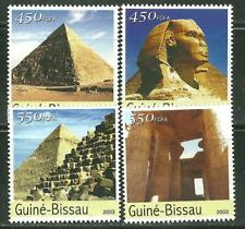 GUINEA BISSAU MNH EGYPTIAN MONUMENTS [2003]