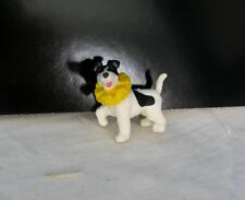 DOG FIGURE JACK RUSSEL TERRIER 1997 TOPPS