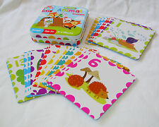 New Animal Trumps Picture Cards Game In Metal Tin Mouse Fox Animal Design Tffy