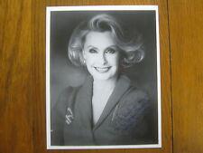 DINA MERRILL(Died-'17)True Colors/Operation Petticoat)Signed 8 X 10 B & W Photo