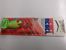 Hard to Find Rebel Deep Wee R,#D93-CS,Citrus Shad,Special Area Color