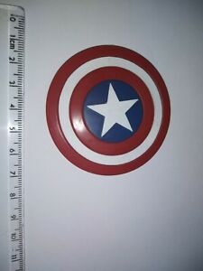 Super hero mashers captain America shield ACCESSORY figure hasbro marvel