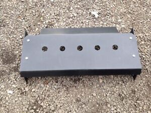Land Rover Discovery 2 Steering Guard Fits Most Winch & Standard Bumpers
