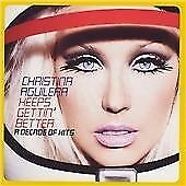 CHRISTINA AGUILERA - A DECADE OF HITS - GREATEST HITS CD - BEAUTIFUL / DIRRTY +