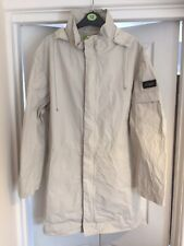 Vintage Ciao Cagoule Jacket Size Large 80s 90 Casuals Used White Rare Retro L