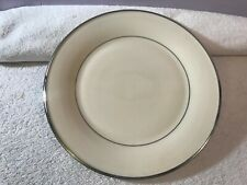 Lenox Solitaire Platinum Dinner Plate PO2156