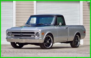 1968 Chevrolet C-10 C10 Resto-Mod / Built 5.3L Vortec V8 / 4K Miles