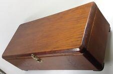Seltener Pain Boîte / Boîte à Pain, Bois, à 1870 - 1900 AL798